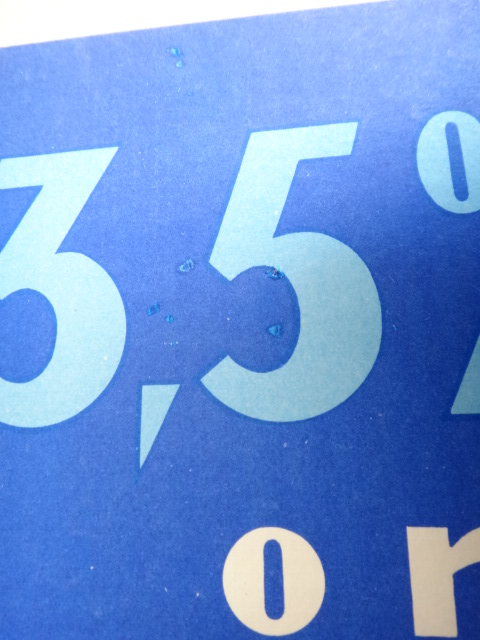 ルフォール・オプノ ヴィンテージポスター Lefor Openo RENTE 3.5%