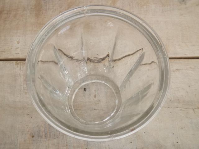 フランス アンティーク ジャム瓶