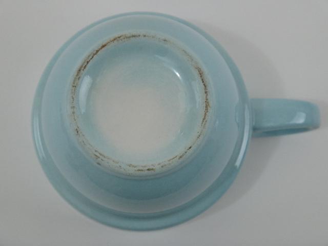 VIANDOX マグカップ 水色