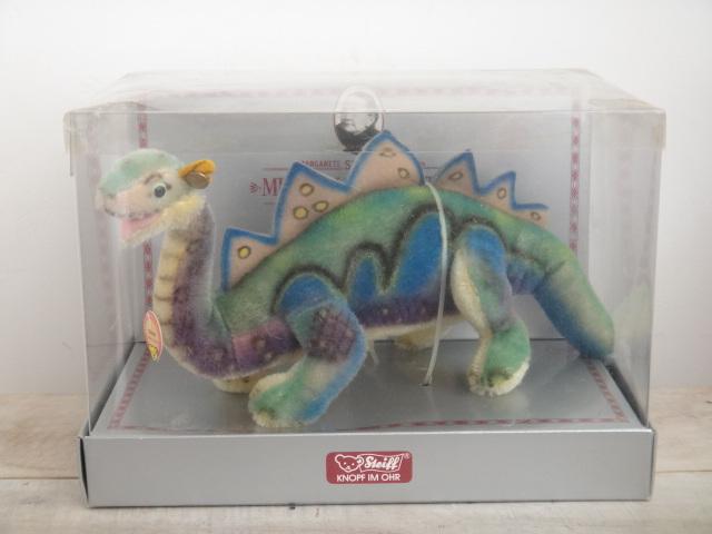 シュタイフ ディノサウルス Steiff Dinos MUSEUM COLLECTION