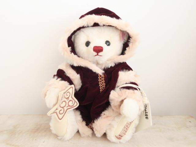 シュタイフ クリスマス ミュージカル テディベア Steiff Christmas musical Teddybear 28cm