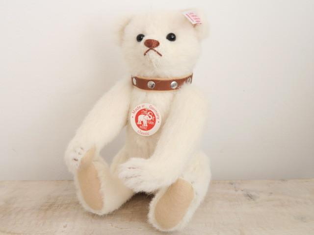 シュタイフ テディベア ラトルベア シュトラウス Steiff Strauss Rattle Bear 25cm