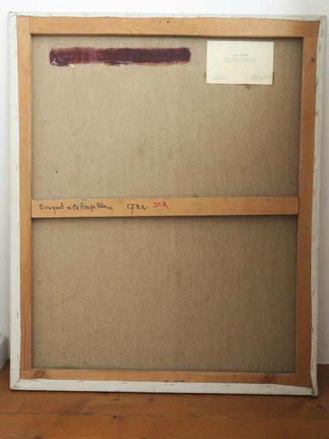 JOSE ASTRIE ジョゼ・アストリー 油絵 油彩画