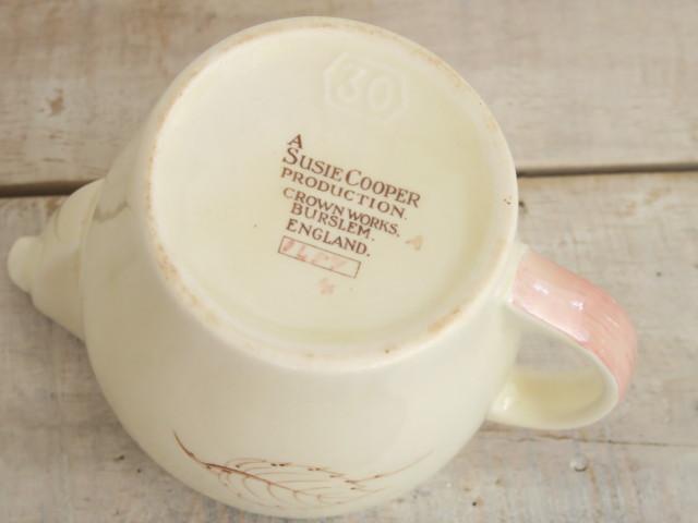 スージークーパー ピンク パトリシアローズ ミルクジャグ