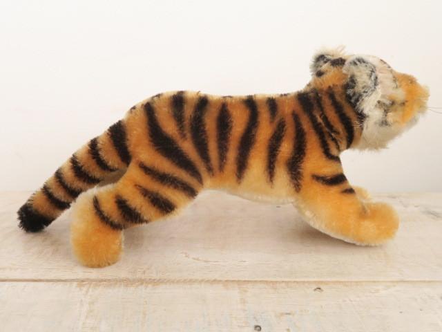 アンティーク シュタイフ トラ Steiff Tiger Cub 10cm