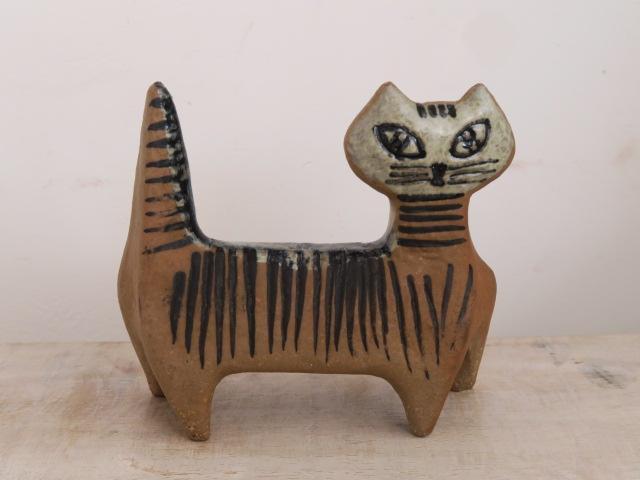 リサ ラーソン ネコ 小さな動物園 横型 LILLA ZOO KATT Lisa Larson