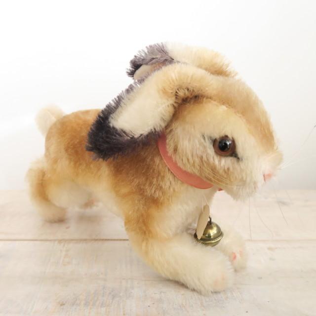 アンティーク シュタイフ ウサギ Steiff Hoppy 14cm