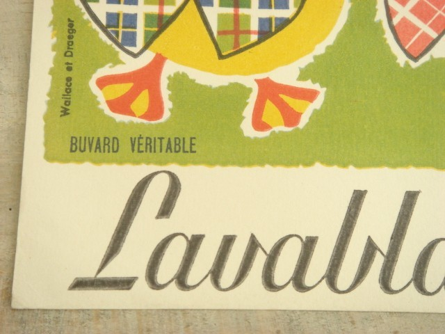 LAVABLAINE ビュバー BUVARD
