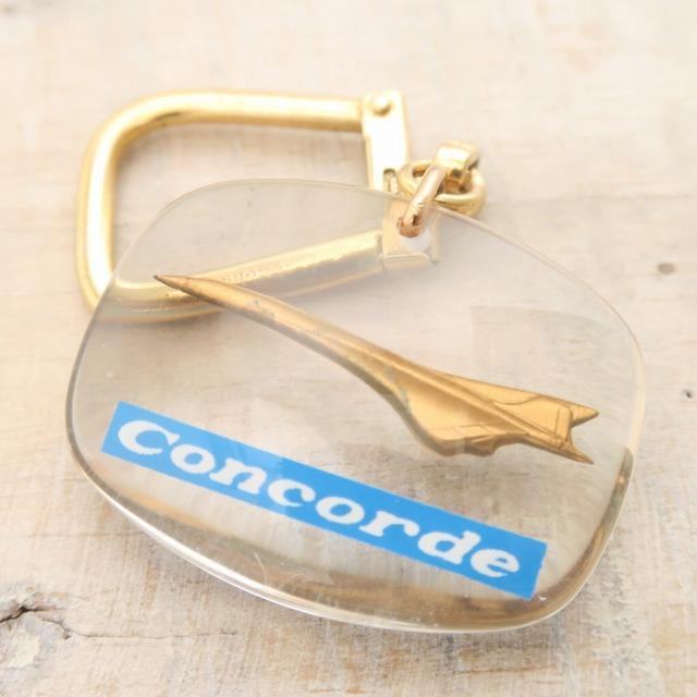 ブルボンキーホルダー コンコルド Concorde