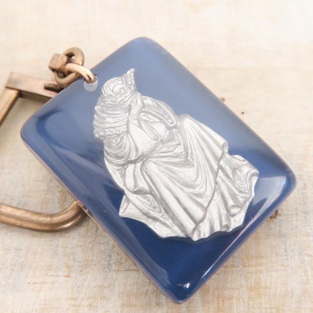 ブルボンキーホルダー ラ・サレットの聖母 NOTRE DAME DE LA SALETTE