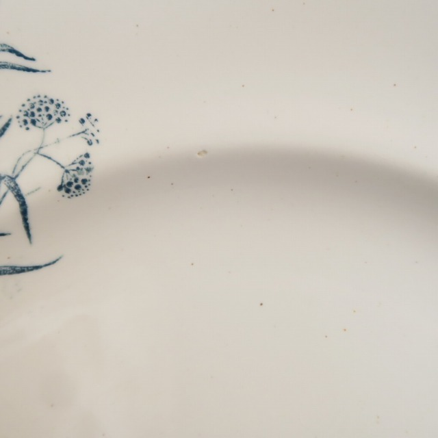 アンティークデザート皿 MIGNON LONGWY製