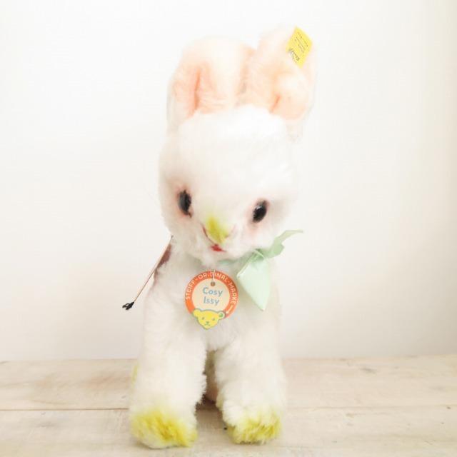アンティーク シュタイフ ウサギ Steiff Cosy Issy 22cm