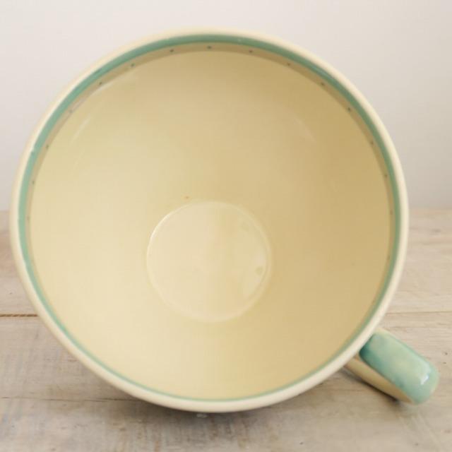 スージークーパー エイコーン モーニングカップ&ソーサー SUSIE COOPER