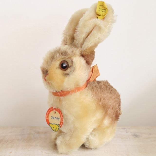 アンティーク シュタイフ ウサギ Steiff Sonny 17cm