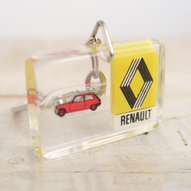ブルボンキーホルダー ルノー サンク Renault 5