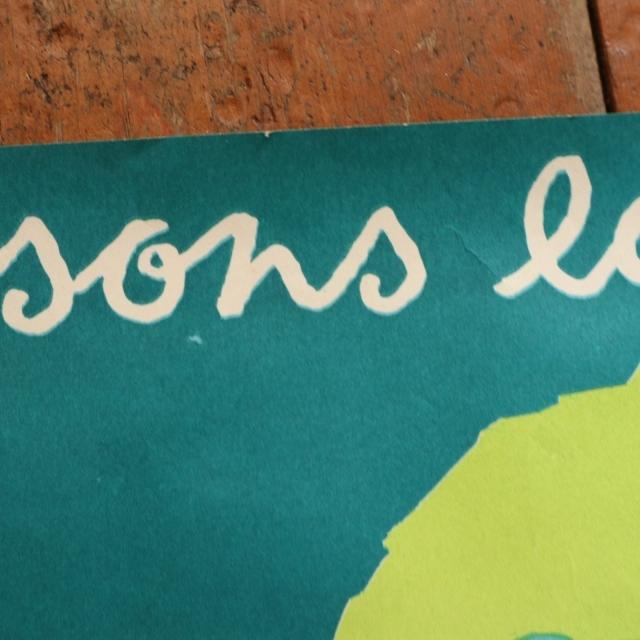 ルフォール・オプノ ヴィンテージポスター Lefor Openo GRAND CONCOURS NATIONAL