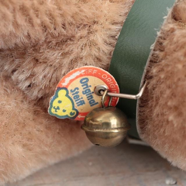 アンティーク シュタイフ こぐま Steiff Jungbaer Bear cub 17cm