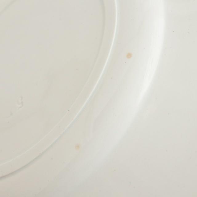 アンティーク プレート スズラン 皿 MUGUET フランス サンタマン製 ST.AMAND AMANDINOISE