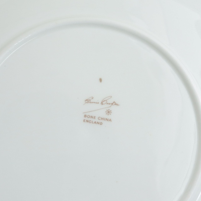 スージークーパー アザレア ピンク サンドイッチプレート SUSIE COOPER