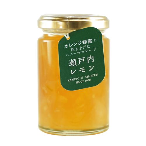 ハニーママレード瀬戸内レモン