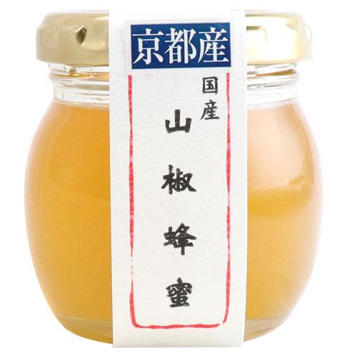 京都産山椒はちみつ110g