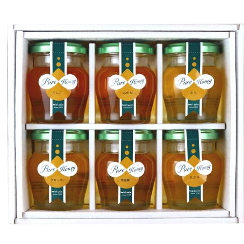国産蜂蜜食べ比べセット