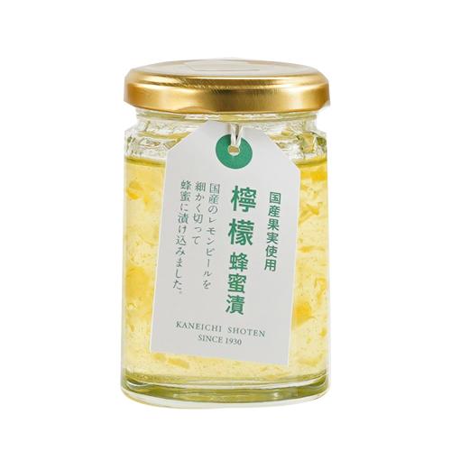 国産果実使用 檸檬(レモン)蜂蜜漬140g