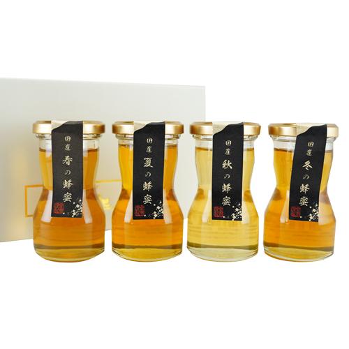 四季の蜂蜜セット