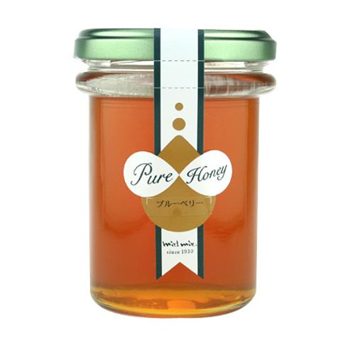 カナダ産ブルーベリー蜂蜜190g