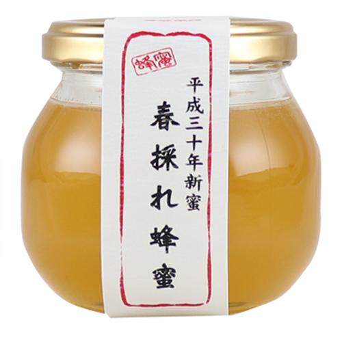 平成30年春採れ蜂蜜220g