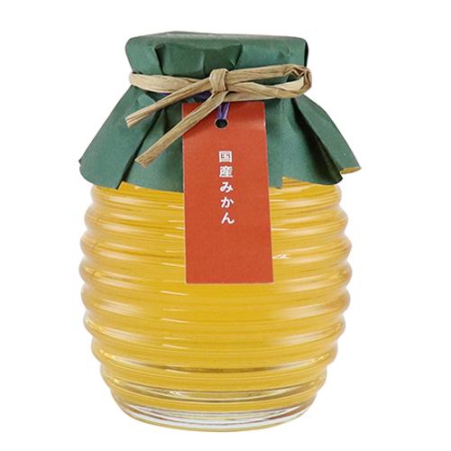 国産みかん蜂蜜200g
