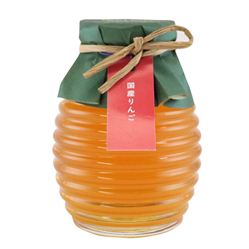 国産りんご蜂蜜200g