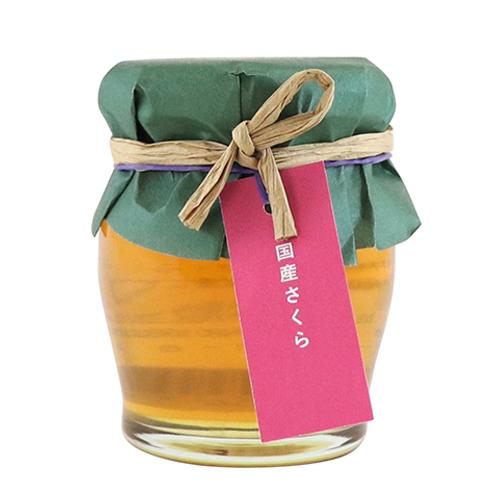 国産さくら蜂蜜105g
