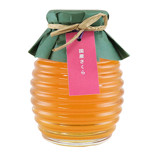 国産さくら蜂蜜200g