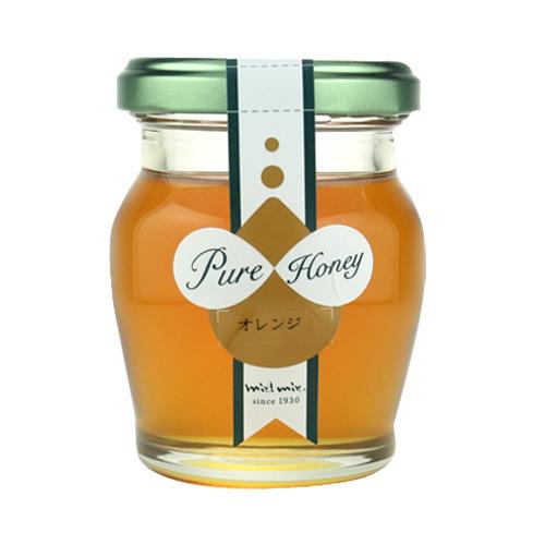 メキシコ産オレンジ蜂蜜105g