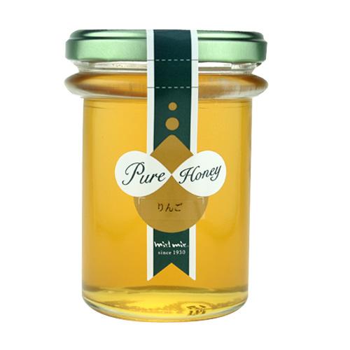 国産りんご蜂蜜190g