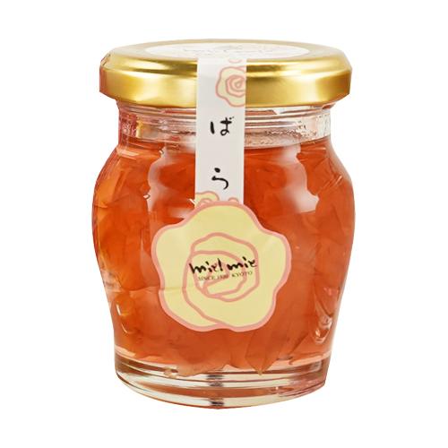 バラ花びら入り蜂蜜110g