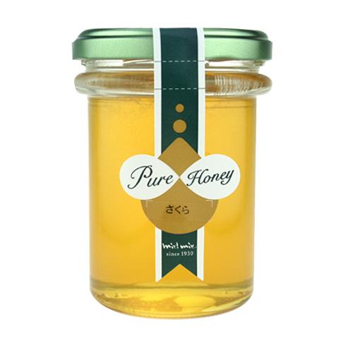 国産さくら蜂蜜190g