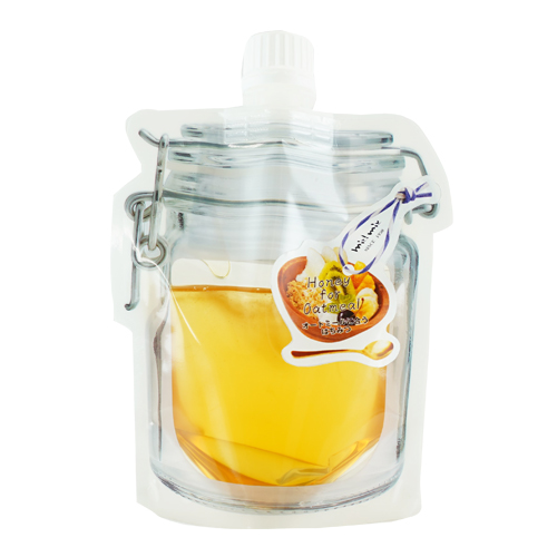 オートミールに合う蜂蜜シールアップパウチ入り