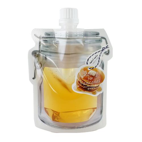 パンケーキに合う蜂蜜 シールアップパウチ入り125g