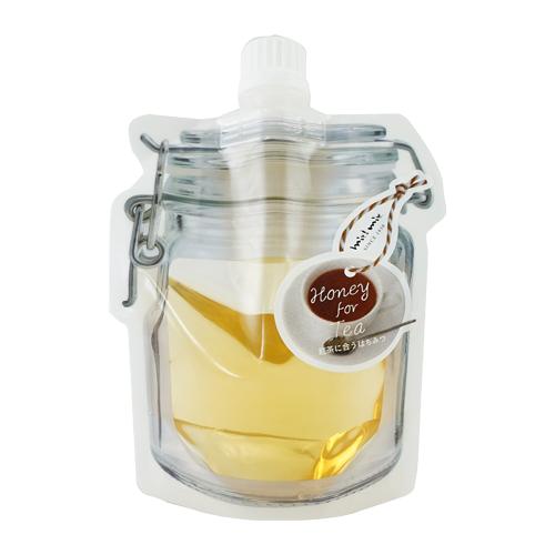紅茶に合う蜂蜜 シールアップパウチ入り125g