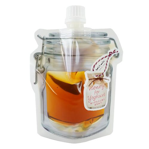 ヨーグルトに合う蜂蜜 シールアップパウチ入り125g