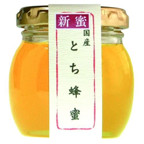 新蜜とち蜂蜜110g