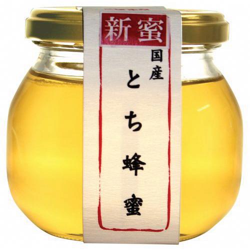 新蜜国産とち蜂蜜220g