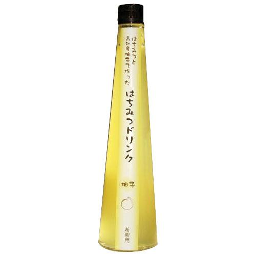 高知県産柚子はちみつドリンク300ml ★希釈タイプ