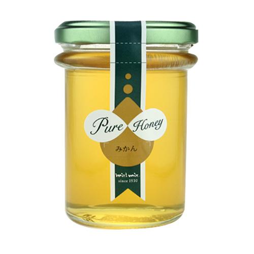 国産みかん蜂蜜190g