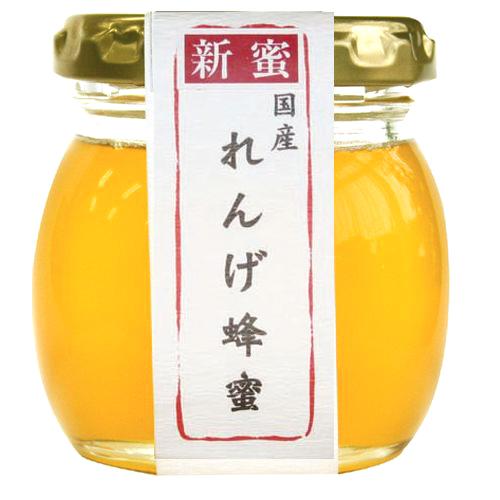 新蜜れんげ蜂蜜110g