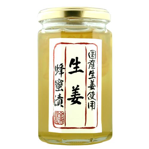 生姜漬け蜂蜜350g