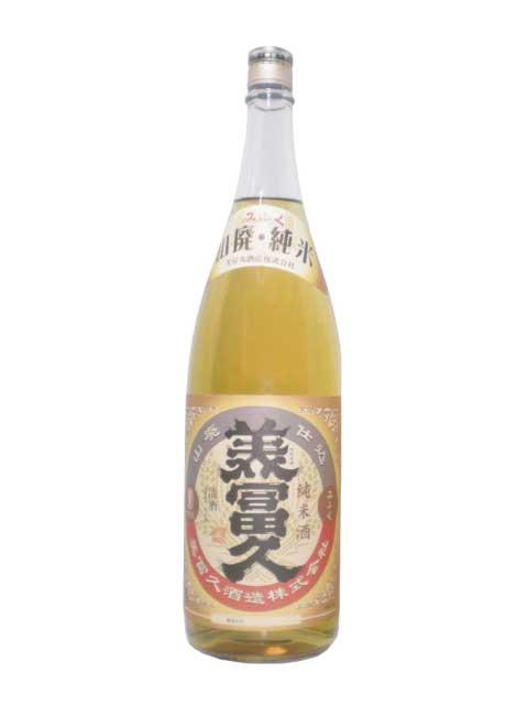 山廃仕込 純米酒 純米酵房1800ml