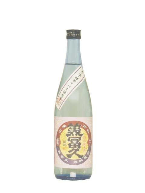 山廃仕込 特別純米酒 純酔紫霞720ml